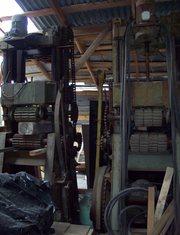 Продается деревообрабатывающее оборудование