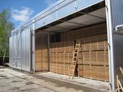 Сушильные камеры древесины производства Китая и РБ