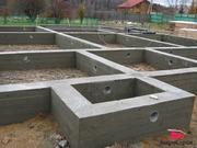 Фундамент «под ключ» в Борисове,  Жодино.