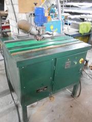 Фрезерный станок для фрезеровки свесов кромки