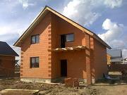 Стоительство домов из кирпича под ключ в Борисове и р-не