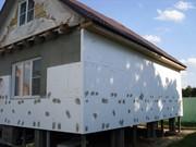 Утепление домов,  коттеджей,  балконов,  террас Борисов и рн