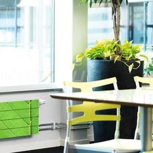экраны для батарей (стеклянные с возможностью фотопечати)