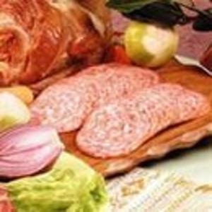 мясопродукты и колбасы