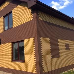 Отделка и утепление фасадов в Борисове