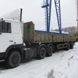 Аренда грузового автомобиля (длинномер) 12-20 тонн