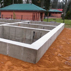 Монолитные работы,  фундаменты под ключ в Борисовском районе
