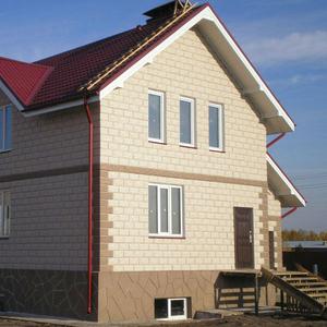 Стоительство домов из блоков под ключ в Борисове и р-не