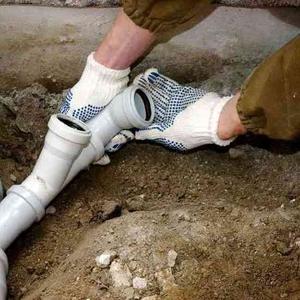 Монтаж систем канализации выполним в Борисове и р-не