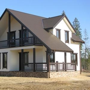 Производство и строительство каркасных домов. Борисов