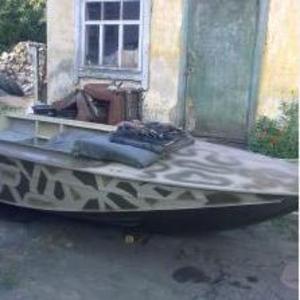 Лодка (катер ДНЕПР )