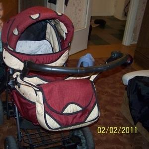 Продаётся коляска -джип ,  цвет универсальный