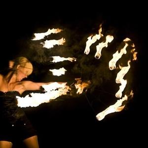 Фаер шоу. Огненное шоу от проекта