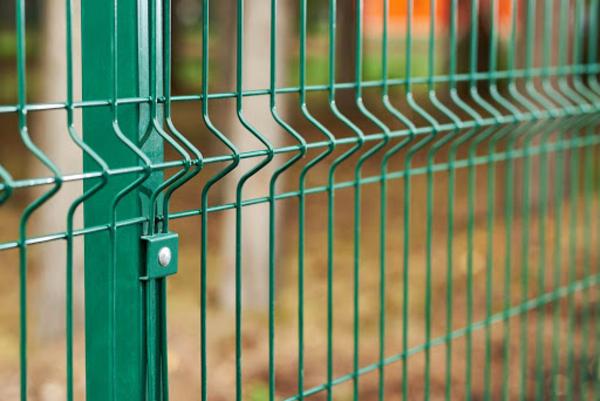 Евроограждения. 3d ограждение. Сетчатый забор. Еврозабор. 2