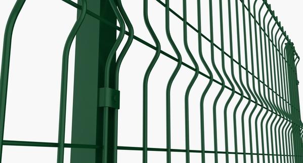 Евроограждения. 3d ограждение. Сетчатый забор. Еврозабор. 4