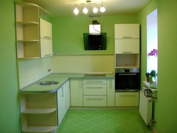 Изготавливаем кухни любых размеров на заказ 6