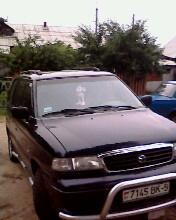 Продаётся автомобиль Mazda MPV 1998г.