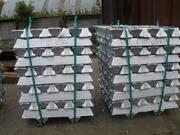 Алюминиевая и цинковая чушка от производителя