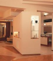 отделка и ремонт квартир домов гаражей